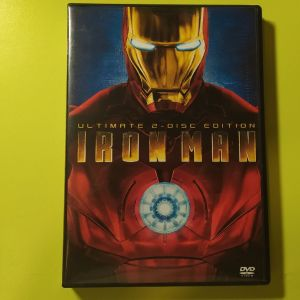 IRON MAN - DVD - ULTIMATE 2-DISC EDITION