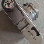 VOIGTLANDER VITO CL με φακό COLOR SKOPAR 50mm f2.8