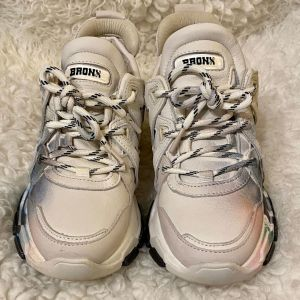 BRONX Limited Edition Εκδοση ''Graffiti '' γυναικεία αθλητικά παπούτσια