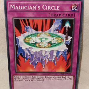 MAGICIAN'S CIRCLE - YuGiOh