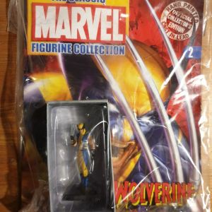 The Classic Marvel Figurine Collection