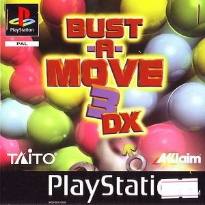 BUST AMOVE 3 - PS1