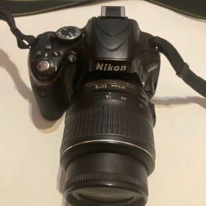 Nikon D5100 18-55 VR