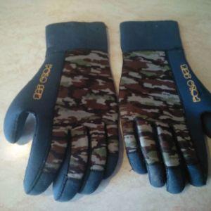 Γάντια νεοπρεν polosub 3.5mm