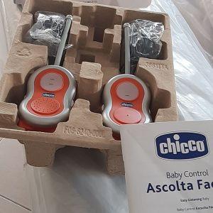 Ενδοεπικονωνία μωρού Chicco!!!