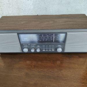 Radio ITT VIOLA 350 STEREO Vintage Nostalgie