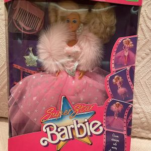 Superstar Barbie 1988