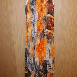 H&m μαξι φορεμα m-l