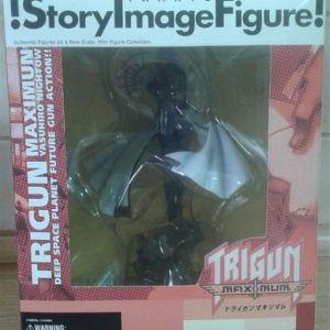 Trigun figure - Legato Bluesummers