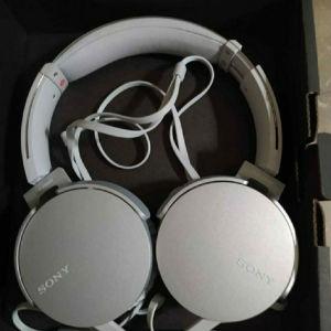 Ενσύρματα Ακουστικά Sony MDR- XB550APW