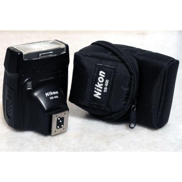 flas Nikon SB-400