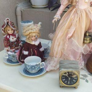Κούκλες πορσελάνινες
