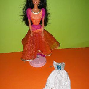 Princess Esmeralda doll