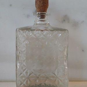 Μπουκάλι γυάλινο