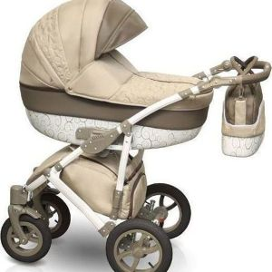 Παιδικό καρότσι 3 σε 1 με εξτρα βαση για το πορτ - μπεμπέ και ομπρέλα