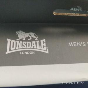 Lonsdale T-shirts καινουργιo