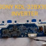 SONY   KDL-32BX300