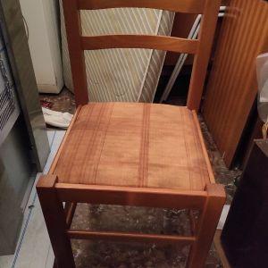 Καρέκλα ξυλινη