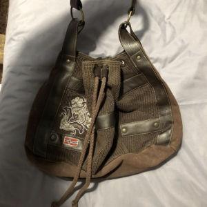 Napapijri πλεχτη τσάντα