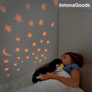 Λούτρινο Προβολέας InnovaGoods, Πιγκουίνος