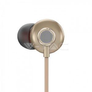 Ακουστικά Λευκό - Χρυσό