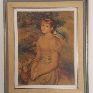 Πίνακας ζωγραφικής στυλ Αναγέννησης (αγνώστου - δεκαετία 1960-1970)