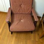 2 Vintage Πολυθρόνες