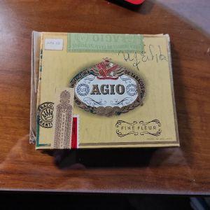 Κουτί τσιγάρων AGIO vintage