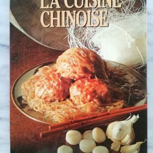 Βιβλίο μαγειρικής, κινεζικής