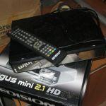 Δορυφορικο σύστημα HD κομπλέ