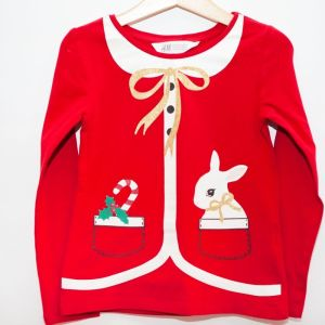 Παιδικές μπλούζες 3 τεμάχια  (Marks & Spencer και H&M)