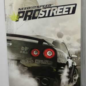 PSP NEED FOR SPEED PROSTREET USED
