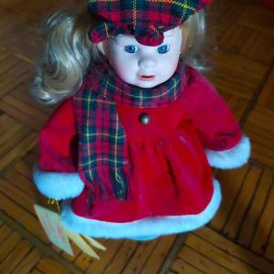 Πορσελάνινη κούκλα