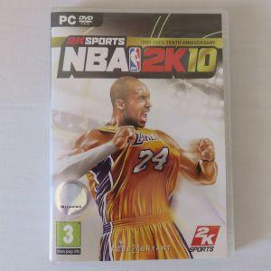 PC GAME - NBA 2K10