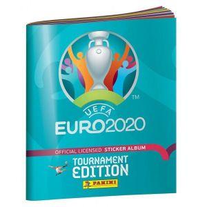 UEFA EURO 2020 Tournament Edition (soft cover)