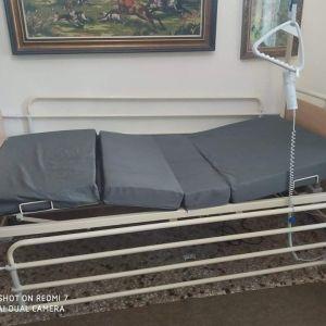 Ορθοπεδικό κρεβάτι για κατακλυση