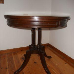 Τραπεζάκι σαλονιού - αυθεντικό vintage - μασίφ ξύλο