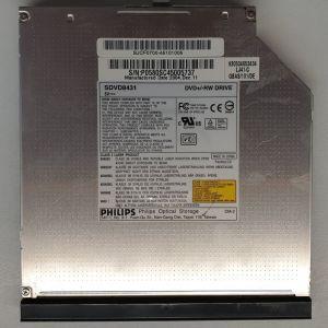 Philips SDVD8431 DVD±RW Drive για διάφορα μοντέλα laptop