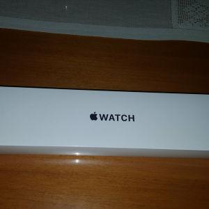 Apple Watch SE Aluminium 44mm (Λευκό)