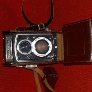 Φωτογραφική μηχανή ROLLEICORD DPB ( GERMANY ).