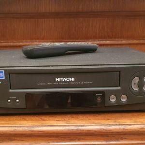 Video Player HITACHI