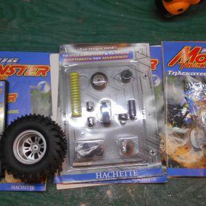 BIG MONSTER - 4WD  HACHETTE