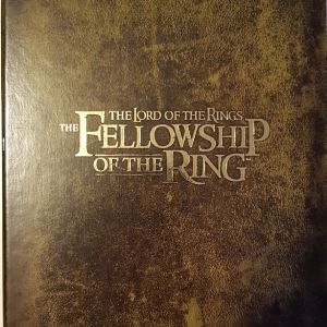 THE LORD OF THE RINGS-THE FELLOWSHIP OF THE RING-SPECIAL EXTENDED DVD EDITION
