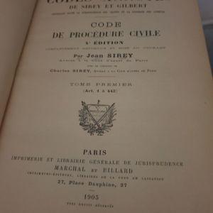 Les codes annoyed Paris 27 Place Dauphin 1905