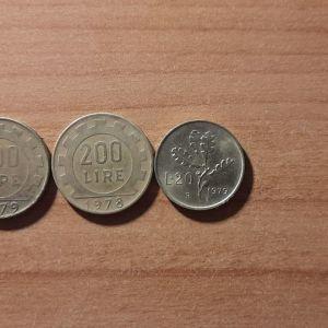 Συλλογή Νομισμάτων Ιταλίας