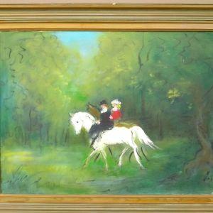 Αυθεντικός πίνακας Doris