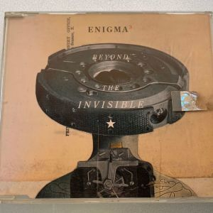 Enigma - Beyonde the invisible made in in the EU 5-trk cd single