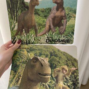 Disney dinosaur mousepads