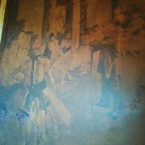 συλλεκτικός πίνακας αντίγραφο με υπογραφή