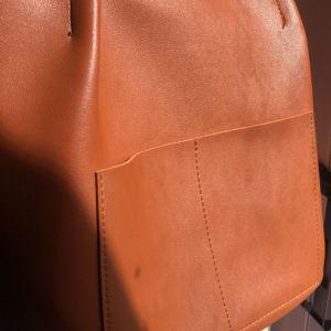 τσάντα χειρός δέρμα καινουργια